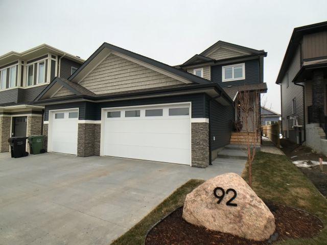 92 Westlin Drive, Leduc, AB T9E 0N7 (#E4148887) :: The Foundry Real Estate Company
