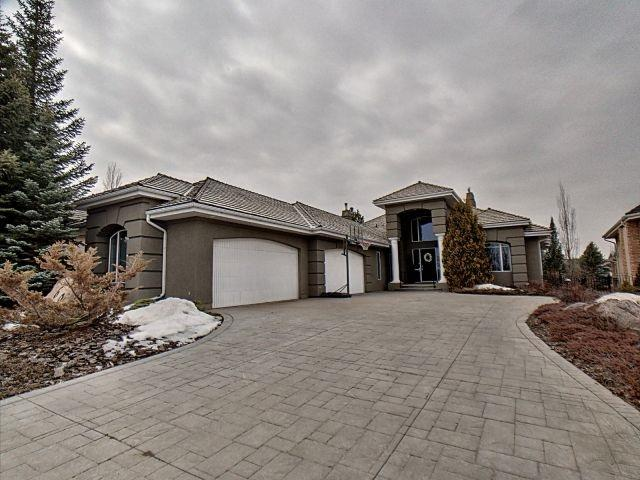 760 Butterworth Drive, Edmonton, AB T6R 2P6 (#E4151006) :: Müve Team | RE/MAX Elite
