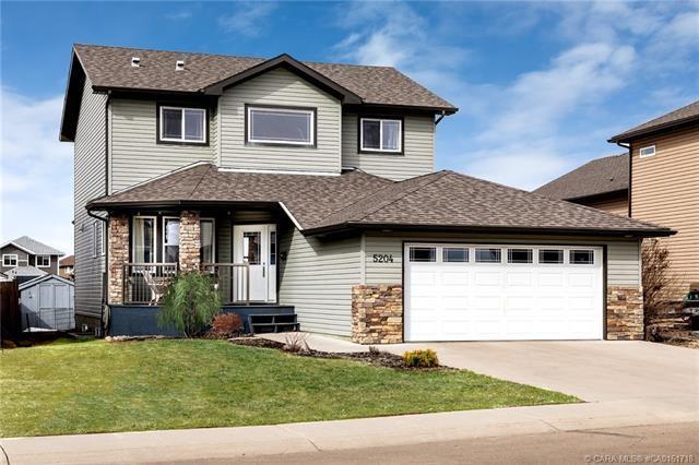 5204 33 Ave, Camrose, AB T4V 4E2 (#E4151253) :: The Foundry Real Estate Company