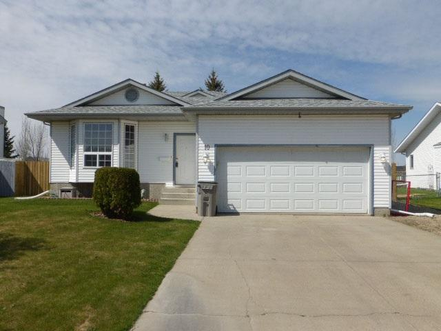 10 Parkview Crescent, Calmar, AB T0C 0V0 (#E4152218) :: The Foundry Real Estate Company