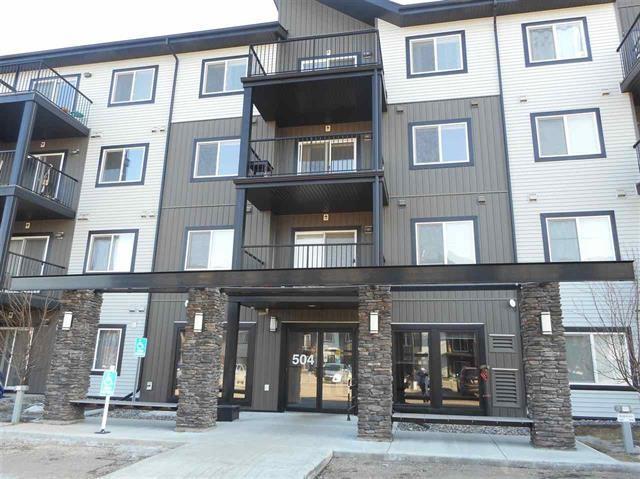323 504 Albany Way, Edmonton, AB T5Z 2N9 (#E4154662) :: David St. Jean Real Estate Group