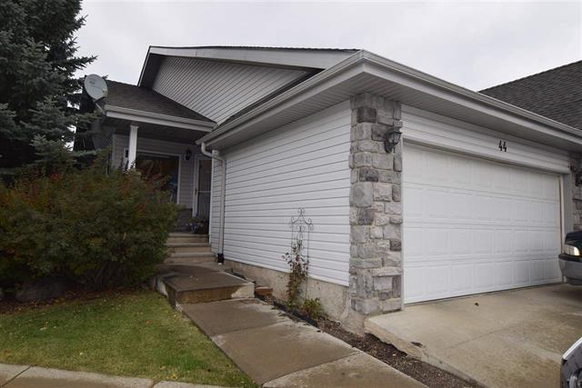 44 330 Galbraith Close, Edmonton, AB T5T 6L9 (#E4155300) :: The Foundry Real Estate Company