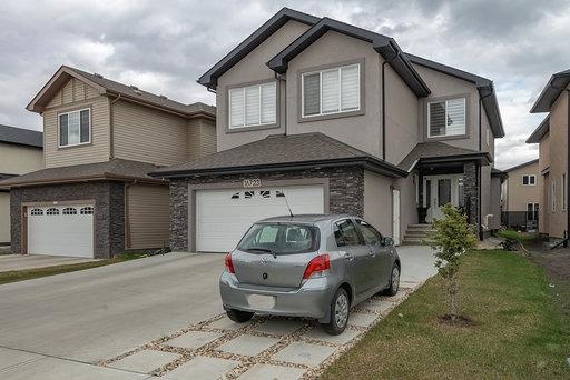 16723 61 Street NW, Edmonton, AB T5Y 0W6 (#E4156034) :: The Foundry Real Estate Company
