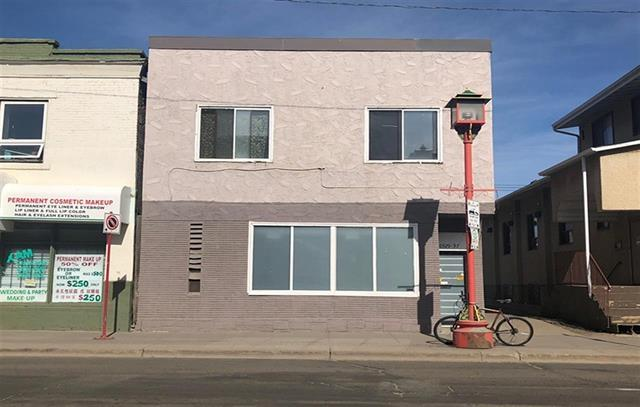 10527, 10529 97 ST NW, Edmonton, AB T5H 2L3 (#E4156158) :: The Foundry Real Estate Company