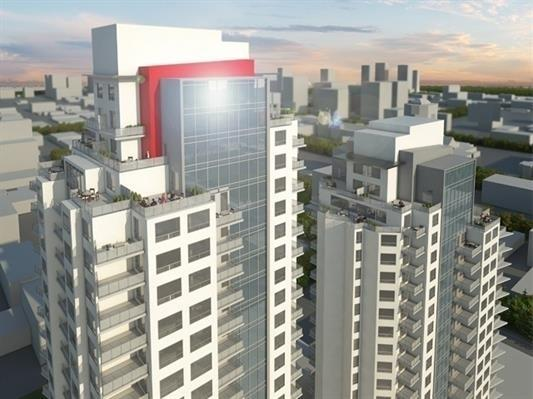 902 10410 102 Avenue, Edmonton, AB T5J 0E9 (#E4156564) :: The Foundry Real Estate Company