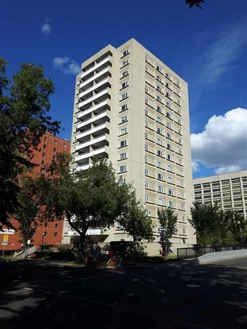 1501 9909 110 Street, Edmonton, AB T5K 2E5 (#E4157329) :: The Foundry Real Estate Company