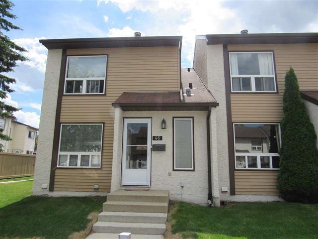 46 1651 46 Street, Edmonton, AB T6L 5H2 (#E4158147) :: Mozaic Realty Group
