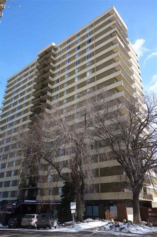 1402 9903 104 Street, Edmonton, AB T5K 0E4 (#E4158159) :: Mozaic Realty Group