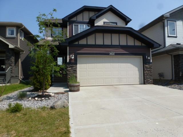 3622 167A Avenue, Edmonton, AB T5K 2Y8 (#E4159165) :: Mozaic Realty Group