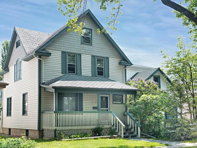 9523 100A Street, Edmonton, AB T5K 0V5 (#E4159332) :: David St. Jean Real Estate Group