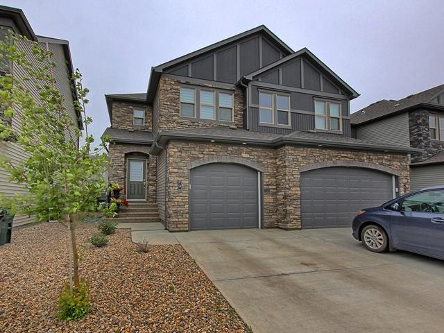 9 Greenbury Manor, Spruce Grove, AB T7X 0M1 (#E4159565) :: David St. Jean Real Estate Group