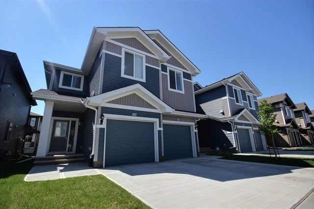 40 8209 217 Street, Edmonton, AB T5T 6Z4 (#E4159790) :: David St. Jean Real Estate Group