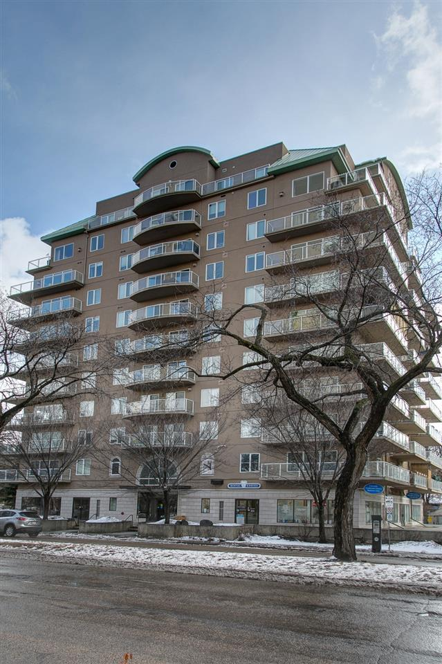 705 11111 82 Avenue, Edmonton, AB T6G 0T9 (#E4159857) :: Mozaic Realty Group