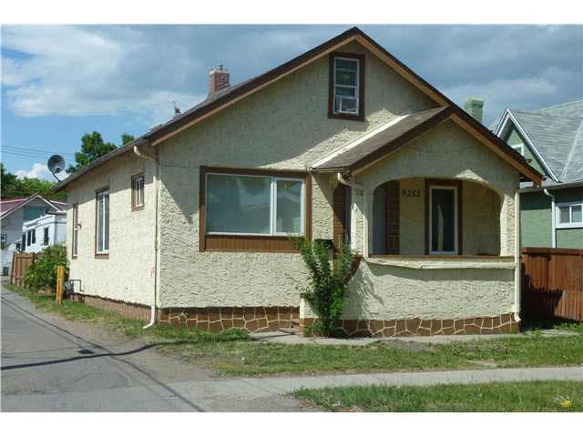 9352 108 Avenue, Edmonton, AB T5H 0Z9 (#E4160138) :: David St. Jean Real Estate Group