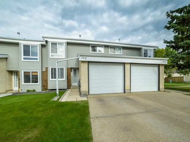 304 Grandin Village, St. Albert, AB T8N 2R6 (#E4160757) :: Mozaic Realty Group