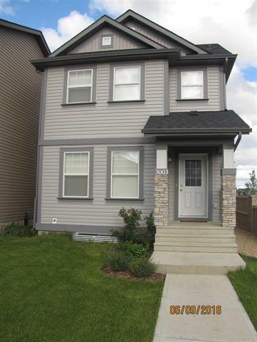 3003 Arthurs Crescent, Edmonton, AB T6W 2H9 (#E4161099) :: David St. Jean Real Estate Group