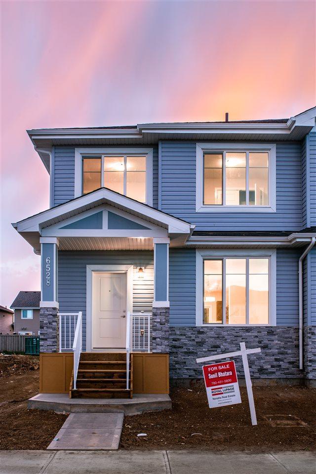 6528 Chappelle Vista SW, Edmonton, AB T6W 4A3 (#E4161115) :: Mozaic Realty Group