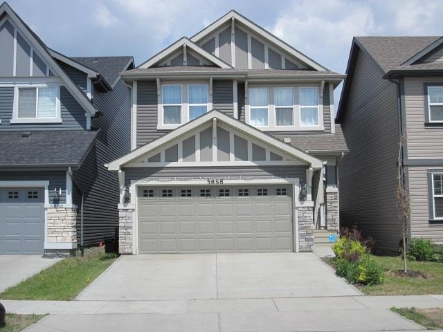 5858 Anthony Crescent, Edmonton, AB T6W 3H4 (#E4162329) :: David St. Jean Real Estate Group
