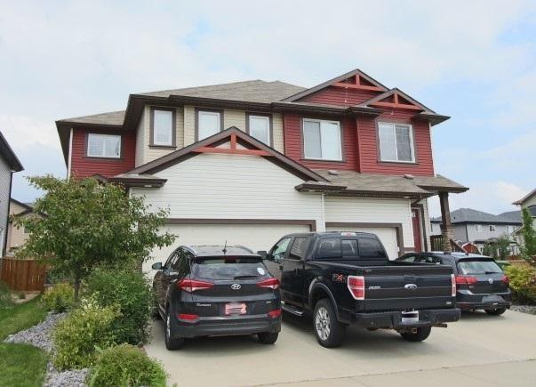 92 Woodbridge Link, Fort Saskatchewan, AB T8L 0H4 (#E4162778) :: David St. Jean Real Estate Group