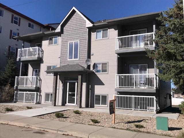 101 4888 54 Avenue, Drayton Valley, AB T7A 1C4 (#E4163035) :: David St. Jean Real Estate Group