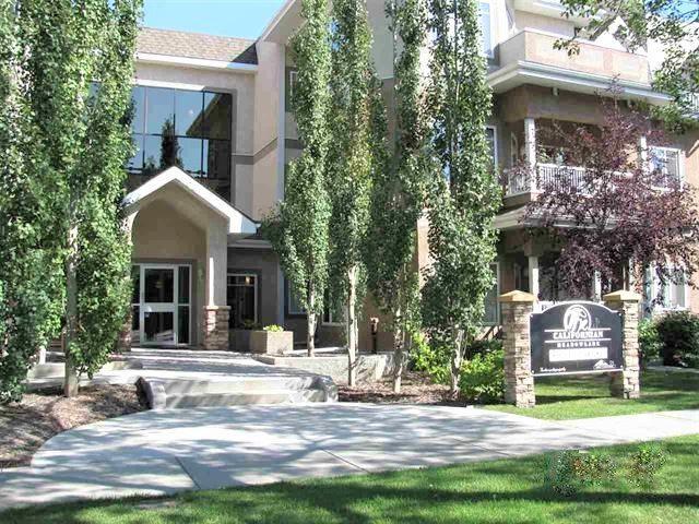 219 8931 156 Street, Edmonton, AB T5R 1Y6 (#E4164330) :: The Foundry Real Estate Company