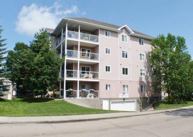 403 5106 49 Avenue, Leduc, AB T9E 8H2 (#E4167581) :: Mozaic Realty Group