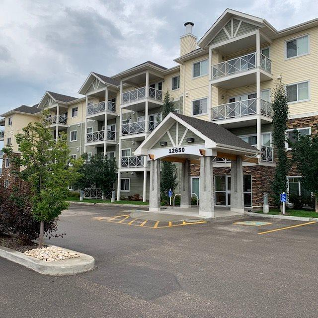 409 12650 142 Avenue, Edmonton, AB T5X 0J4 (#E4169546) :: The Foundry Real Estate Company