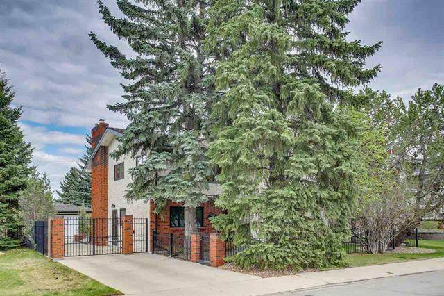 4103 Aspen Drive W, Edmonton, AB T6J 2B5 (#E4173349) :: The Foundry Real Estate Company