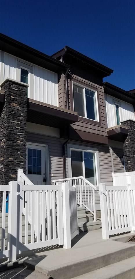 53 2214 24 Street, Edmonton, AB T6T 1A6 (#E4174164) :: The Foundry Real Estate Company