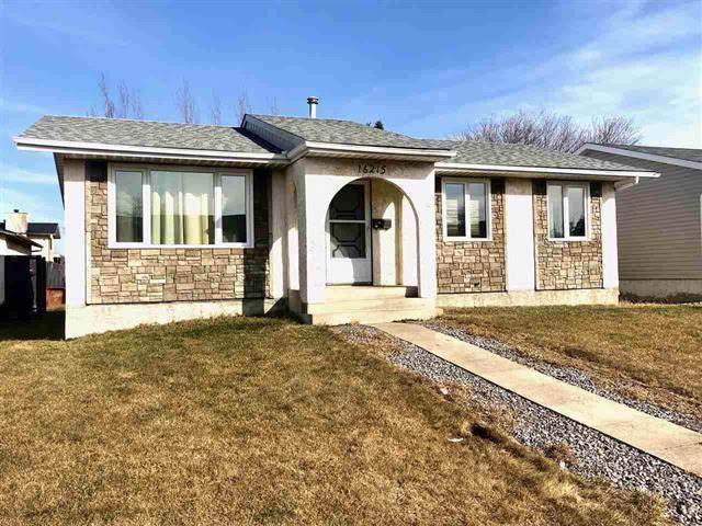 16215 102 Street, Edmonton, AB T6E 5T1 (#E4174194) :: The Foundry Real Estate Company