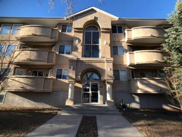 302 11316 103 Avenue, Edmonton, AB T5K 0S2 (#E4174418) :: The Foundry Real Estate Company