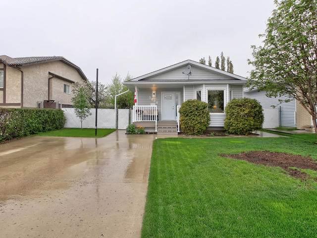 5420 46 Street, Stony Plain, AB T7Z 1E5 (#E4176042) :: Initia Real Estate