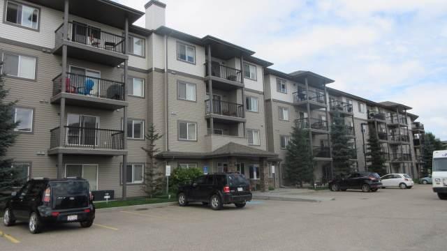 220 1180 Hyndman Road, Edmonton, AB T5A 0P8 (#E4176268) :: Initia Real Estate