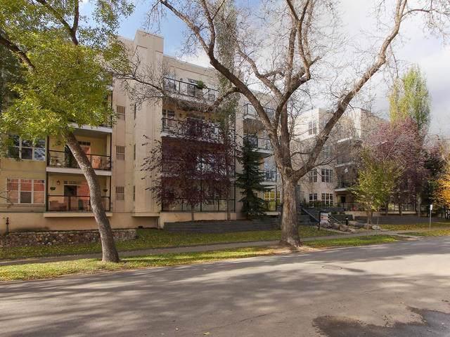 308 9828 112 Street, Edmonton, AB T5K 1L4 (#E4177182) :: YEGPro Realty