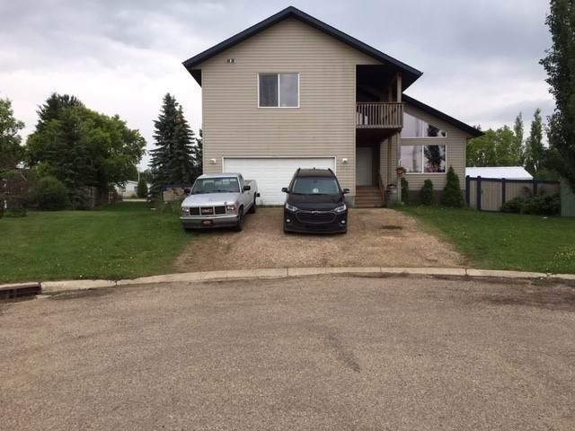4507 49 Avenue, Thorsby, AB T0C 2P0 (#E4178983) :: Initia Real Estate