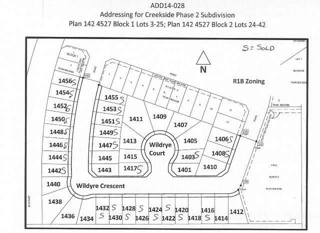 1401 Wildrye Court, Cold Lake, AB T9M 0E2 (#E4179036) :: The Foundry Real Estate Company
