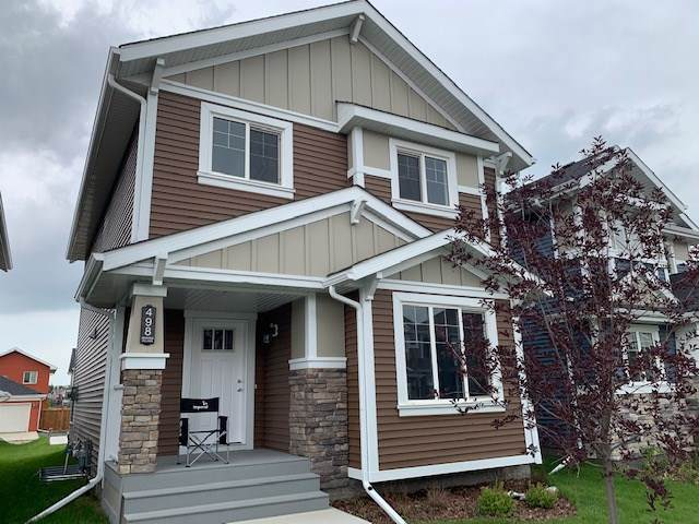 498 Ebbers Way, Edmonton, AB T5Y 3T7 (#E4180853) :: The Foundry Real Estate Company