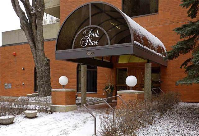 11A 10050 118 Street, Edmonton, AB T5K 2M8 (#E4181410) :: The Foundry Real Estate Company