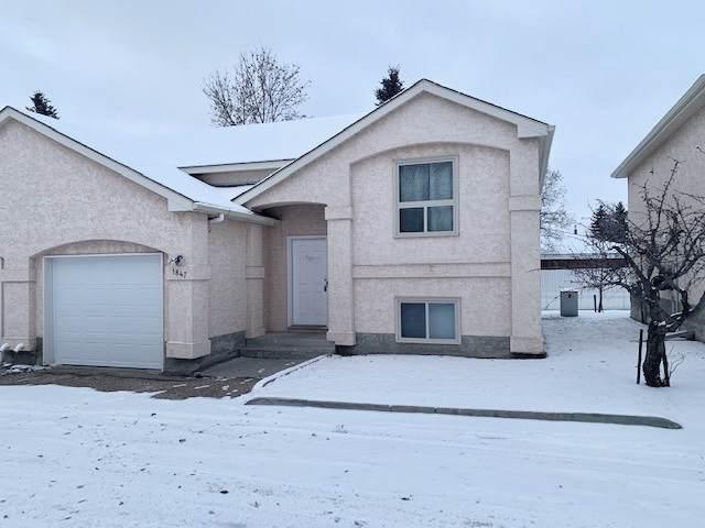 1847 Mill Woods Road E, Edmonton, AB T6L 6K2 (#E4181713) :: Initia Real Estate