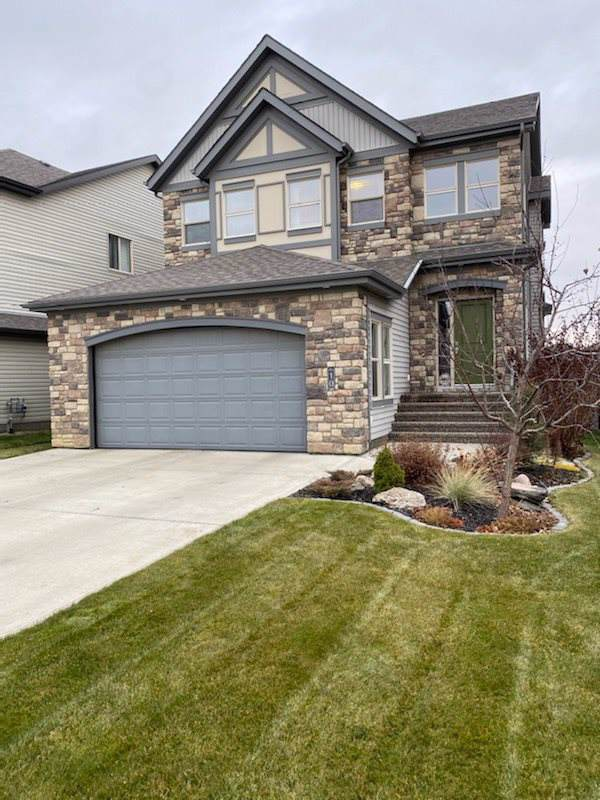 10 George Street, Spruce Grove, AB T7X 0M2 (#E4181899) :: The Foundry Real Estate Company