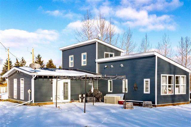 16 53111 RGE RD 21, Rural Parkland County, AB T7Y 2G9 (#E4182067) :: The Foundry Real Estate Company