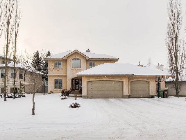 45 Leonard Drive, St. Albert, AB T8N 2T3 (#E4182077) :: The Foundry Real Estate Company
