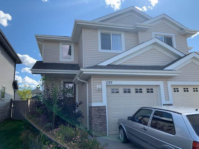 1287 Cunningham Drive, Edmonton, AB T6W 0R7 (#E4182223) :: Initia Real Estate