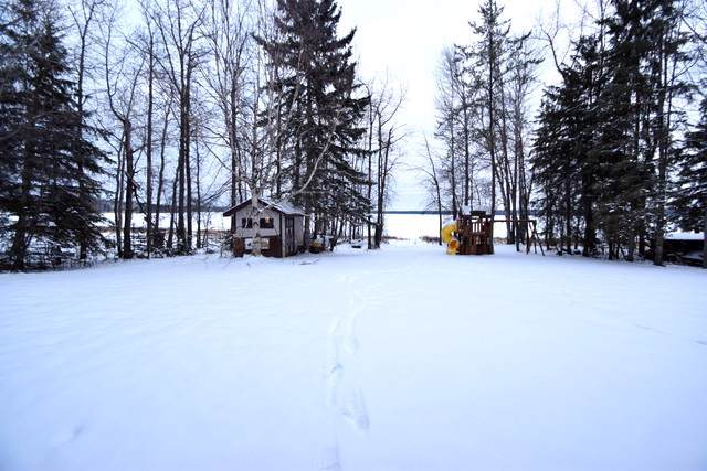 3 Aspen Cres, Skeleton Lake (Harnaha), Rural Athabasca County, AB T0A 0M0 (#E4182308) :: The Foundry Real Estate Company