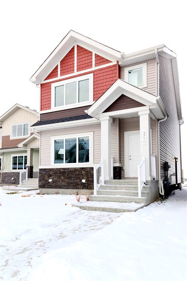 371 Charlesworth Drive SW, Edmonton, AB T6X 2G5 (#E4182313) :: Initia Real Estate