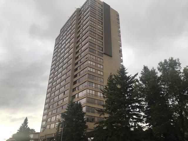 503 9929 Saskatchewan Drive, Edmonton, AB T6E 5J9 (#E4182978) :: Initia Real Estate