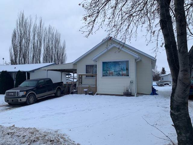 4733 49 Avenue, Legal, AB T0G 1L0 (#E4183406) :: Initia Real Estate