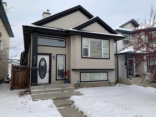 633 Windross Crescent, Edmonton, AB T6T 1Y1 (#E4183542) :: Initia Real Estate