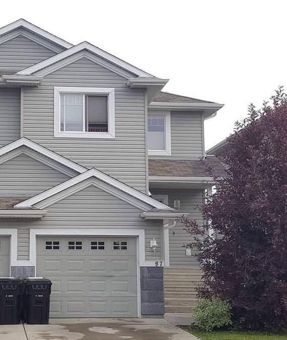 87 Keystone Crescent, Leduc, AB T9E 0M6 (#E4183611) :: Initia Real Estate