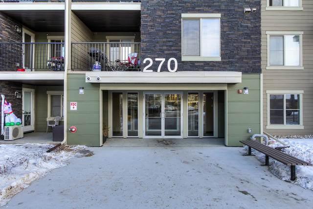 401 270 Mcconachie Drive, Edmonton, AB T5Y 3N4 (#E4183772) :: The Foundry Real Estate Company